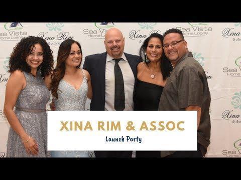 Xina Rim & Associates Launch Party!