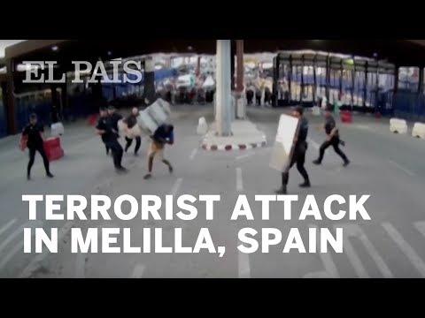 Terrorist Attack in Melilla, Spain | EL PAÍS English Edition