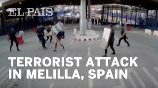 Terrorist Attack in Melilla, Spain