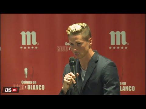 Fernando Torres Interview About Last Games of La Liga