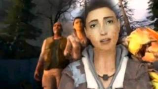 Alyx Vance (Half-Life2 Gmod)
