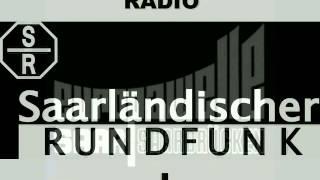 """📻 RADIO-PAUSENZEICHEN - Heute: """"Der Saarländische Rundfunk"""" (""""Europawelle Saar"""")"""