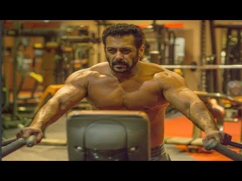 Salman Khan Flaunt His Shirtless Muscular Body In Gym Mp3