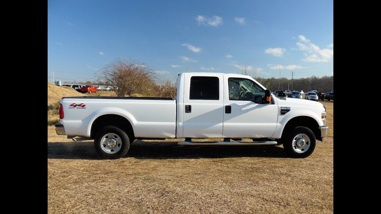 Used Ford Trucks For 2009 F250 Xl 4wd C500662a
