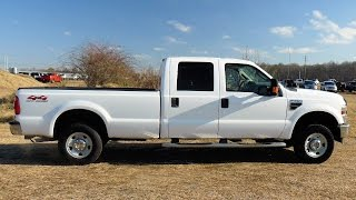 Used Ford Trucks for sale, 2009 Ford F250 XL 4WD CHEAP! # C500662A