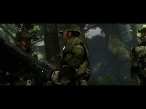 Halo 3 Legendary Co-op with HTRK74JR