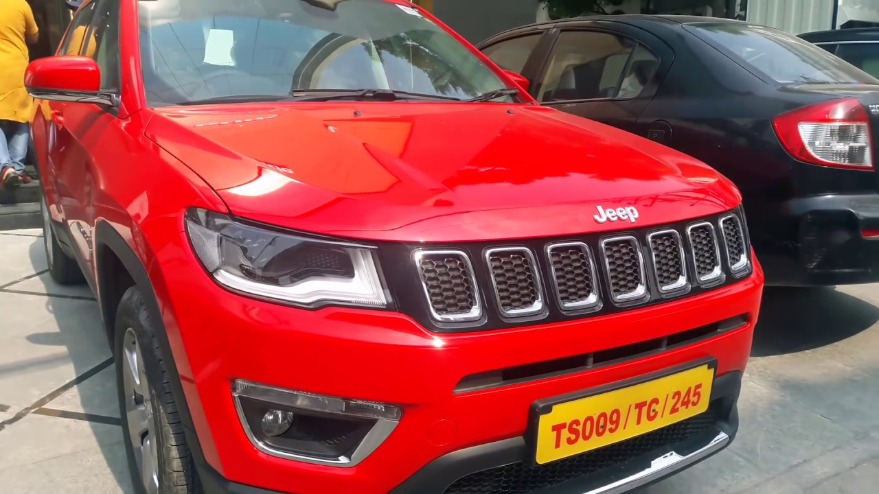 Jeep Compass Complete Review Service Cost Warranty