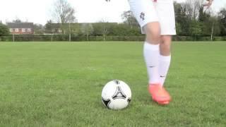 обучение финту Cristiano Ronaldo