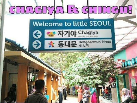 Korean BBQ di Bandung: Chagiya & Chingu Cafe