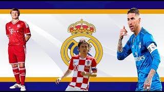 Unde erau jucatorii de la Real Madrid acum 10 ani ?