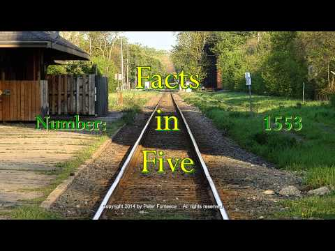 West Dvina River - Facts in Five Number 1553