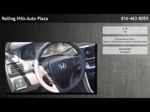 2014 Honda Accord EX-L V-6 w/Navigation  - St. Joseph