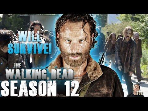 The Walking Dead Season 12 = Issue 200 of the Comics! Says Kirkman