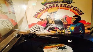 Jimmy Cliff • Rivers of Babylon (Vinyl Rip)