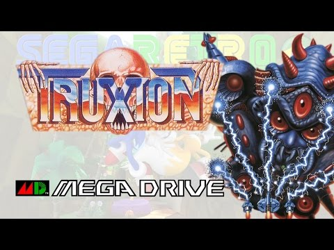 Truxton - Mega Drive - Review
