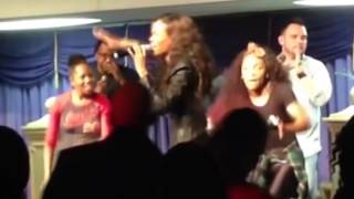 Michelle Williams - Say Yes (Live at Youth Explosion Charlotte)