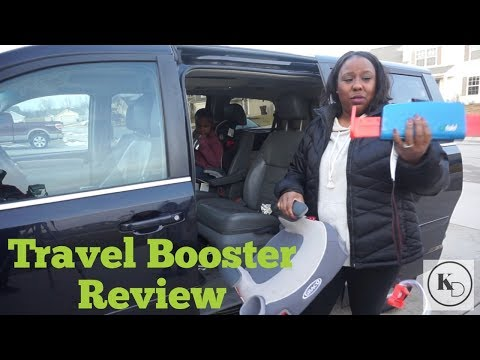 Mifold   Booster Seat Review   Car Seat Safety   Grab And Go Booster   Tips   Traveling With Kids