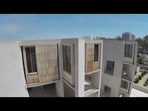 Salk Institute Drone Video Fly Thru (Part 2) Please watch in HD