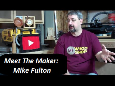 🕷Meet the Maker : Mike Fulton