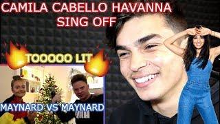Camila Cabello Havanna (Connor Maynard Sing OFF) Reaction