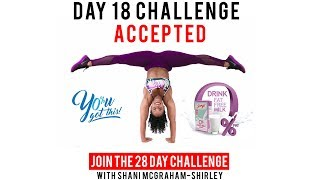 """Day 18: Serge 28 Day """"You Got This Challenge"""" with Shani McGraham-Shirley"""