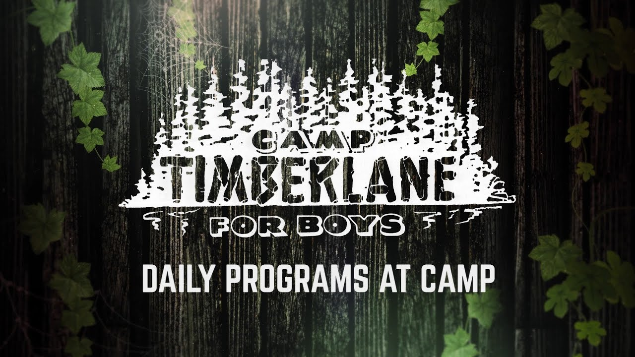 5802cfb3880f Camp Activities - Camp Timberlane