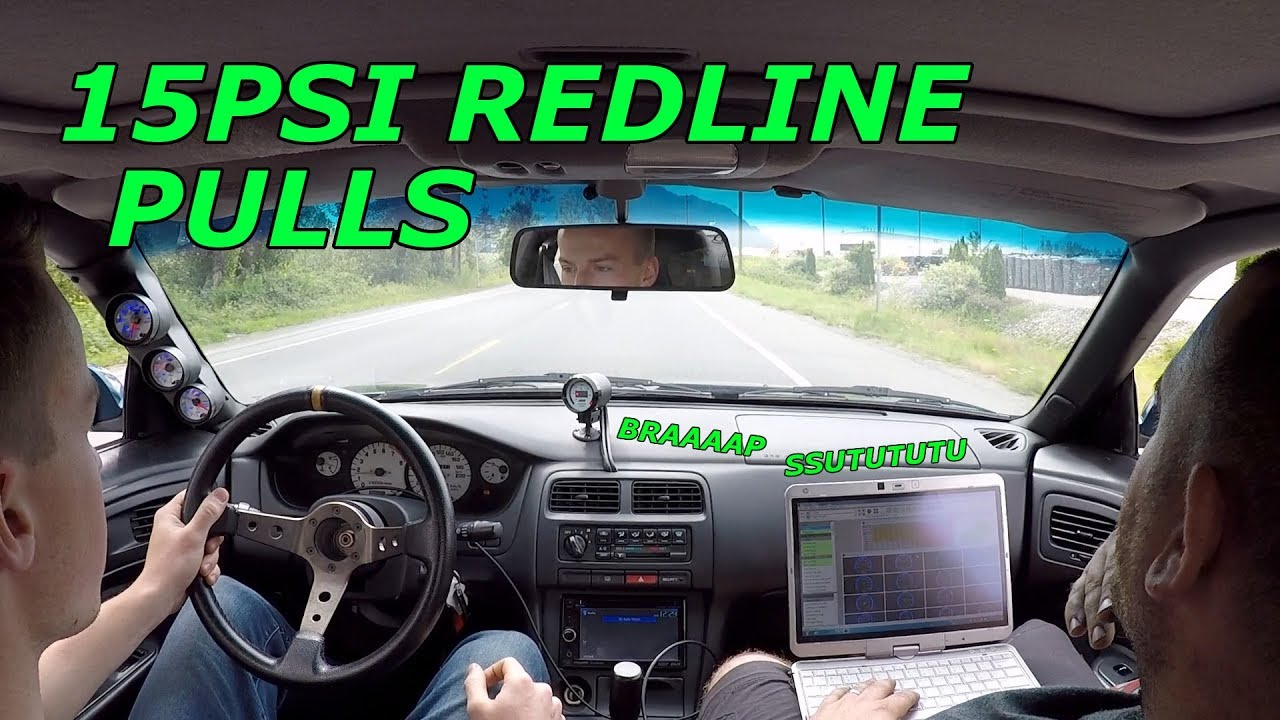 S14 KA24DET Build - Dyno Pulls, Turbo Flutters and Nistune Tuning