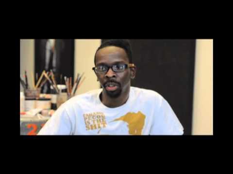 Fahamu Pecou - Open Door Interview