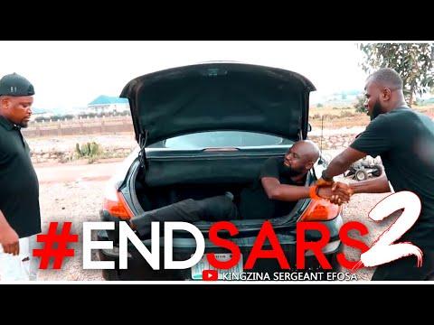 EndSars!   End Police Brutality! - Sergeant Efosa Joins #ENDSARS Movement