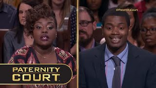 Man Says Woman Was Pregnant Before They Met, She Claimed First Time (Full Episode)   Paternity Court