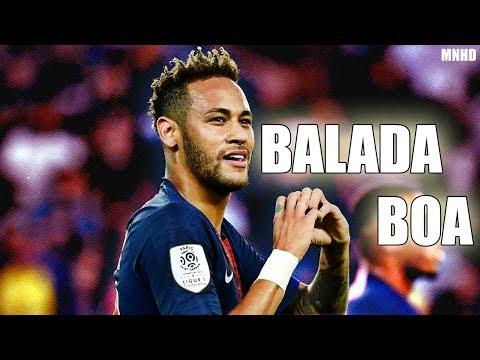 Neymar Jr ►Gusttavo Lima - Balada Boa - Mix Skills & Goals (HD)
