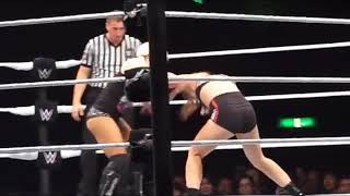 ronda rousey vs alexa bliss hell in a cell full match 2018