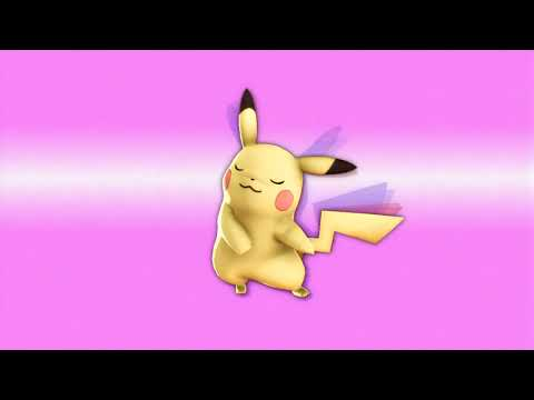 Pikachu and Tranquility