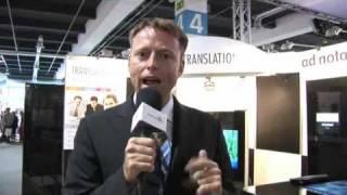 Translation-Probst an der SuisseEmex'08