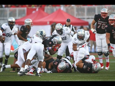Post game reaction on UNLV football