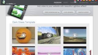 Как создать видео галерею на вашем сайте(Хочешь больше полезных уроков, заходи на http://101fishka.com Легкое создание видео галереи на вашем сайте., 2013-07-11T06:41:57.000Z)