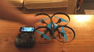 Force1 Drone with Camera – U49WF RC WiFi FPV Drones with Camera for Buy From Amazon