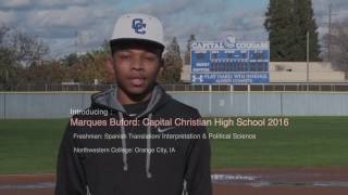 Marques Buford