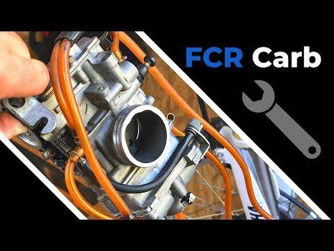 2006 YZ450F Carburetor Rebuild 1