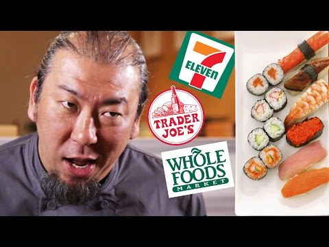 Thumbnail: Sushi Chef Reviews Cheap Sushi