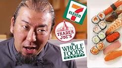 Sushi Chef Reviews Cheap Sushi