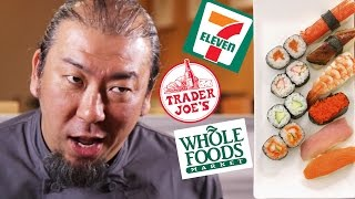"Bad shrimp smell…I have to eat this one?"" Check out more awesome videos at BuzzFeedVideo! http://bit.ly/YTbuzzfeedvideo MUSIC Koto Swang Licensed via ..."