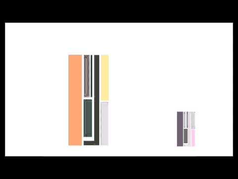 Angles - Post Minimalism Composition
