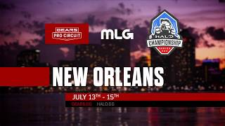 Halo and Gears of War are coming to New Orleans!