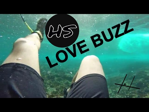 Test ride  the Haydenshapes Love Buzz in Bali Nusa Lembongan !!!!!