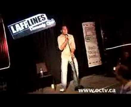 SHAUN MAJUMDER @ Lafflines Comedy Club with Patrick Maliha!