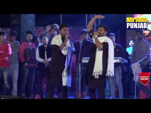 Lopoke Brothers Best Performance Both of them Live At Bindrakh Nov. 2016