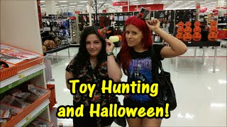 Doll Hunting at Target   Monster High   Halloween   Barbie   My Little Pony
