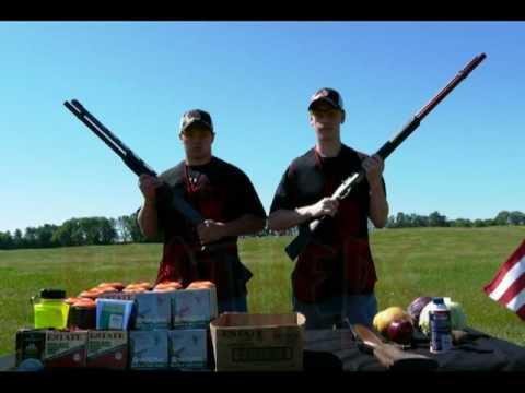 Gould Brothers Exhibition Shooting 2010 (Trick Shooting)