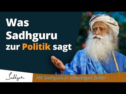 Sadhguru über Politik und Demokratie